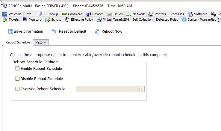 Reboot Schedule Plugin version 2 - Discussion - MSPGeek