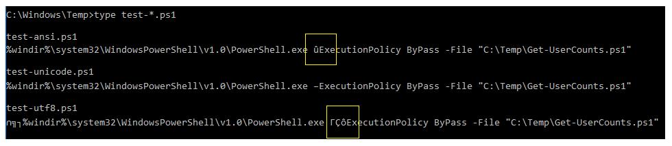PowerShell Script Fails to Execute Through LabTech - Scripts